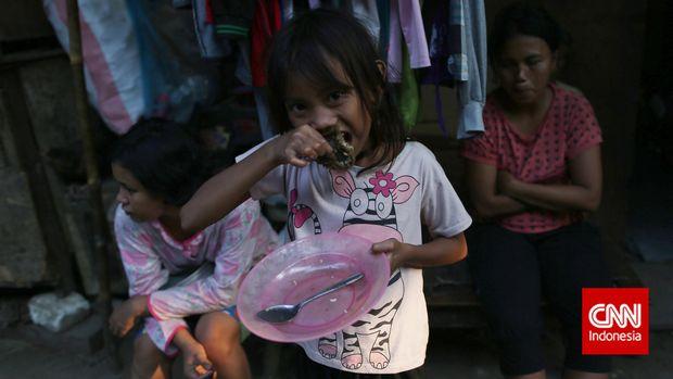 Gizi, Solusi Masalah Kesehatan dan Pertumbuhan Anak