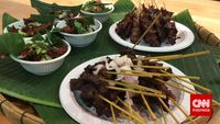 Bertualang Kuliner Unik bersama Selebriti Chef di Singapura – CNN Indonesia