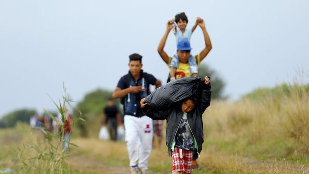 Pengungsi Suriah yang kini berada di Italia, tidak bisa begitu saja bernapas lega. Mereka tak lagi berpikir soal kekerasan, melainkan mencari pekerjaan di negara yang dilanda pengangguran.