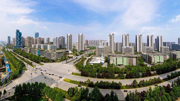 Menjejak Chengdu Negeri Surga Seribu Wajah Di China