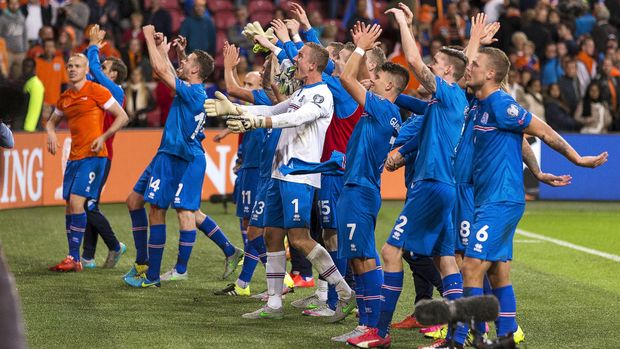 Federasi Sepak Bola Islandia (KSI) bersama pemerintah negara itu membuat terobosan infrastruktur sepak bola. (