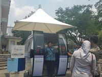 Cable Car di Bandung