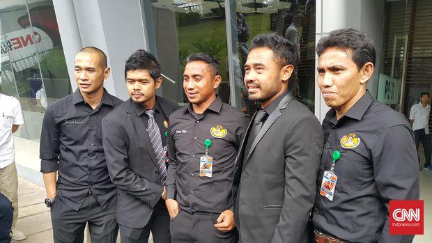 Asosiasi pemain sepak bola Indonesia tidak lagi menjadi anggota PSSI.