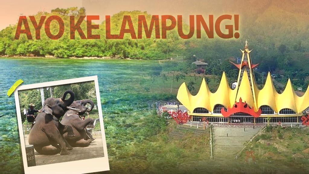 Pesona Wisata Lampung
