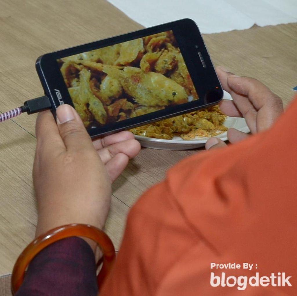 Mengulik Rahasia Menjadi Food Blogger di Sunday Sharing #22