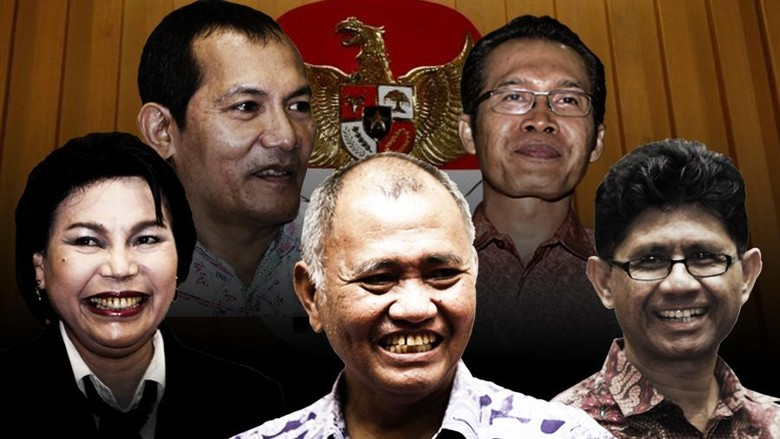Indriyanto: Pimpinan KPK Baru Cerminan Para Pakar Berbeda Bidang