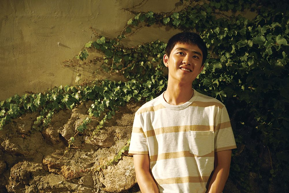 dee108ad 09c7 4284 b684 5b97dcd1bd83 » Akting D.O 'EXO' Terbantu Cinta Pertama Saat SMA