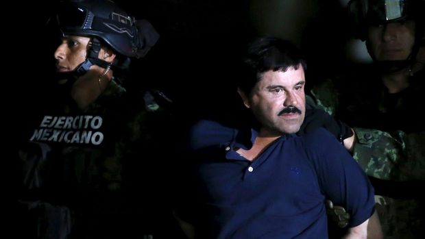 Kasus El Chapo adalah contoh terbaru pelarian narapidana dari penjara menggunakan terowongan.