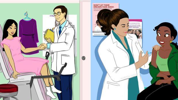 Image Result For Vaksin Kanker Serviks Untuk Wanita Yang Sudah Menikah