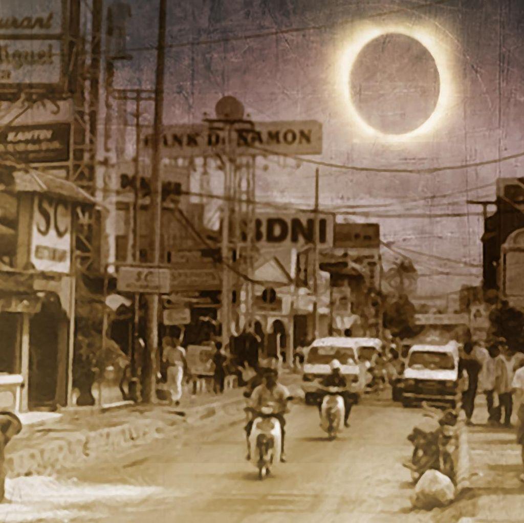 Berburu Gerhana Matahari di Indonesia, Kejar Daku Kau Kutangkap
