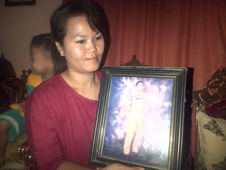 Telepon Teknisi Serma Syaiful ke Keluarga: Tolong Rawat Bapak