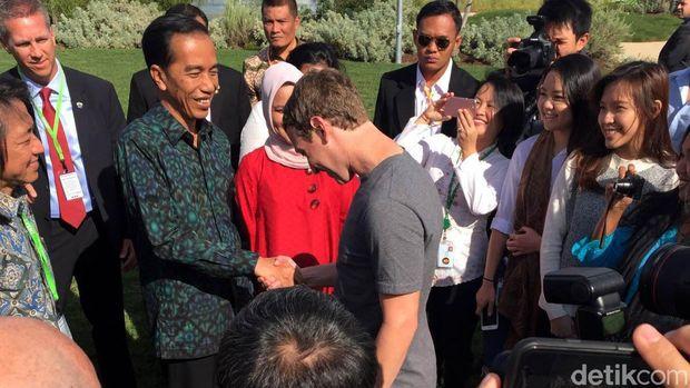 Jokowi Sempat Kaget Lihat Silicon Valley, Shock Lihat Google