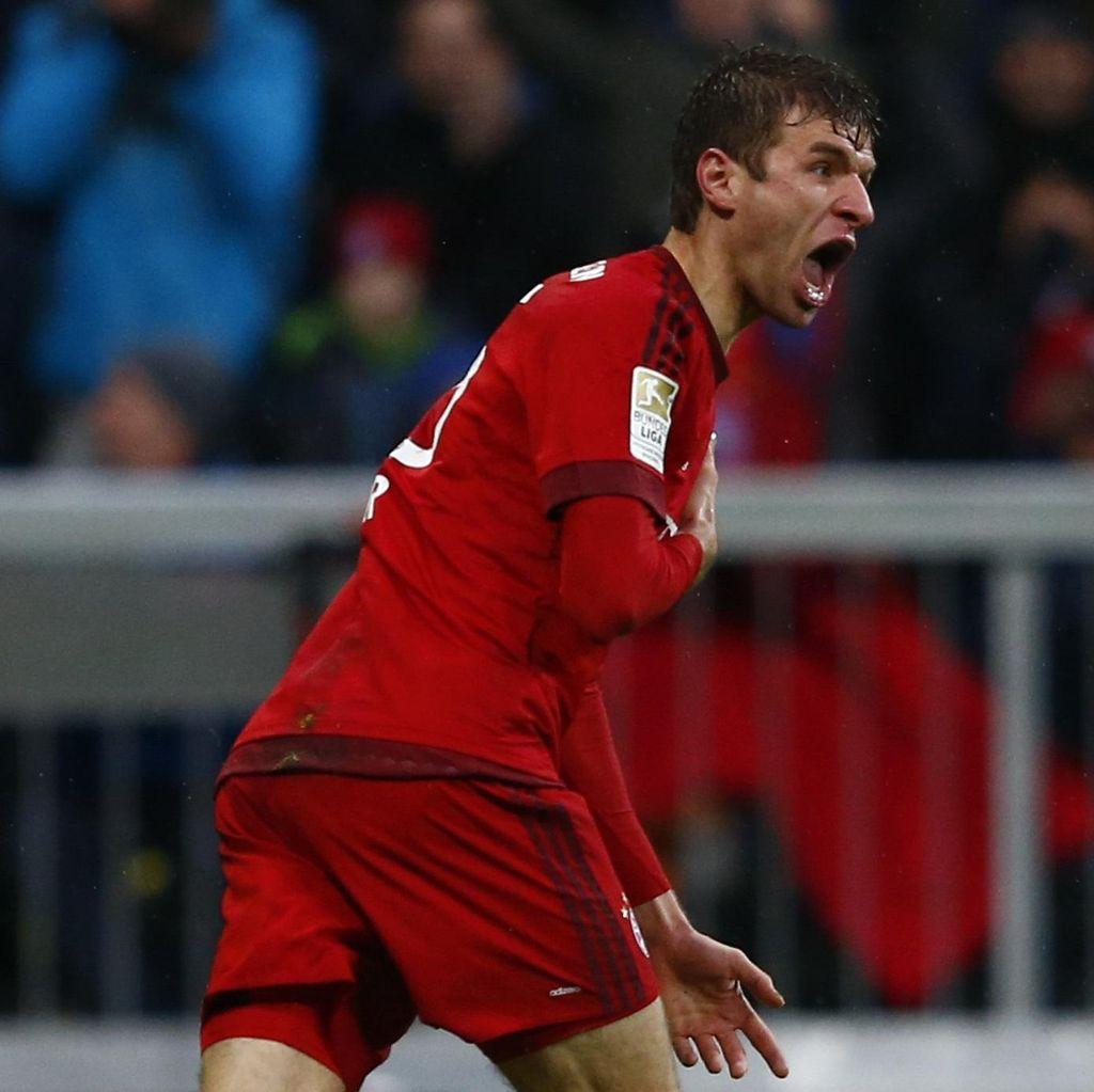 Mueller Tolak Anggapan Bayern Sedang Krisis
