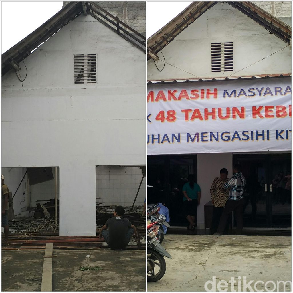 Kalijodo, Before and After