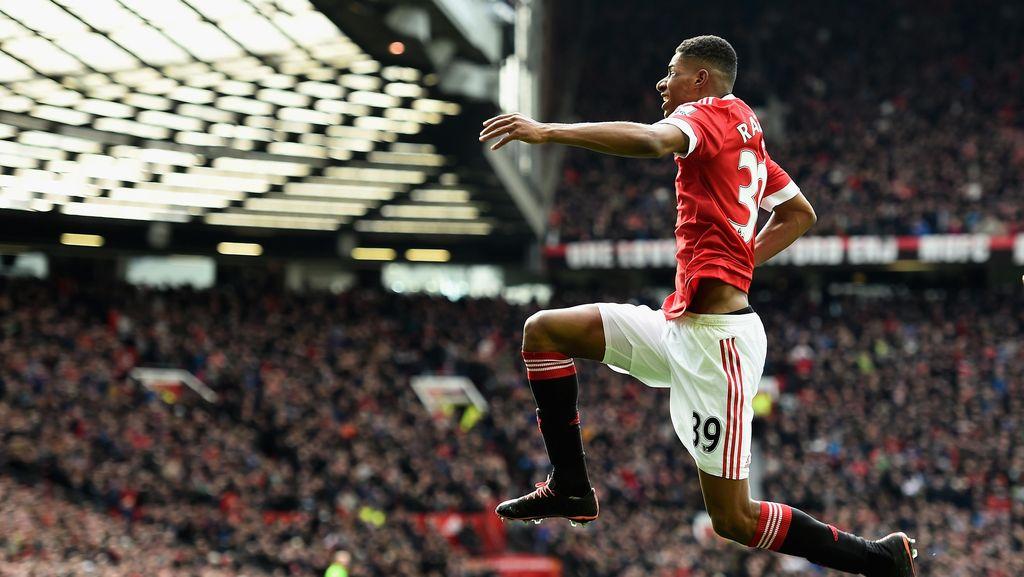 Rooney: Rashford Bakal Bikin Pusing Kepala Hodgson
