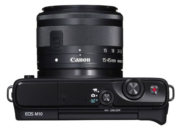 CANON M10 Mirrorless Low End