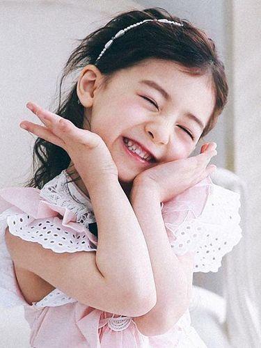 mendadak terkenal di korea inikah balita yang paling cantik