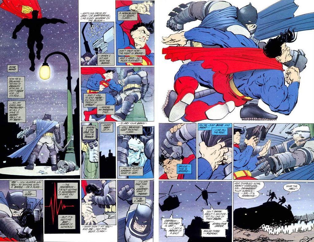 35aec9cf 6624 4731 96fd efdf361cb062 » Mengintip Potongan Komik Inspirasi Zack Snyder Garap 'Batman V Superman'