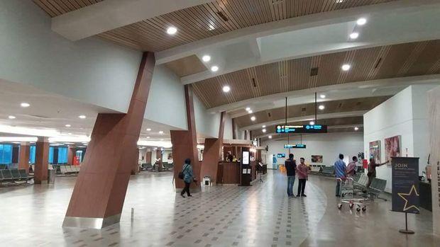 Bandara Hussein Sastranegara yang kini cantik | Detik.com