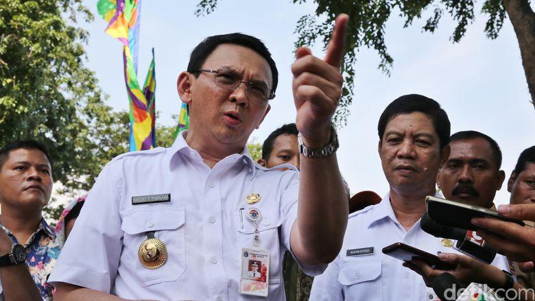 Ahok: Menko Rizal Ramli Omong Doang Soal Penghentian Pulau G