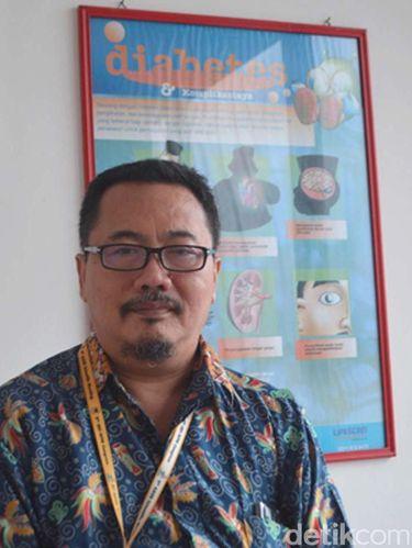 ddced2fc 4f9f 4527 bfd8 36bb00f48f28 34 » Dokter: 60 Persen Masyarakat Indonesia Tidak Sadar Idap Diabetes