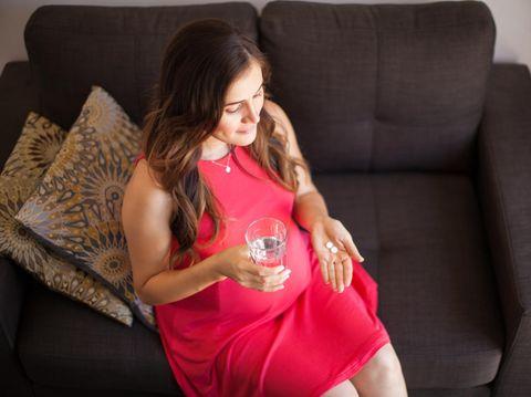 Jangan kebanyakan suplemen zat besi saat hamil/