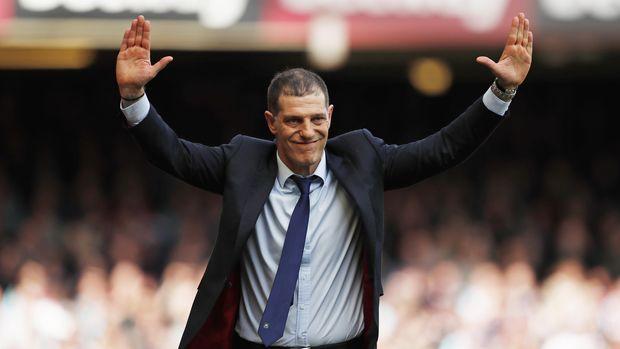 Slaven Bilic dipecat manajemen West Ham United pada Senin (6/11).