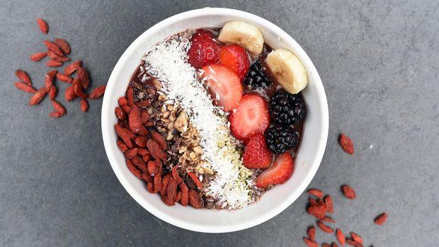 Bubur oat bisa jadi pilihan sarapan baik untuk menurunkan berat badan.