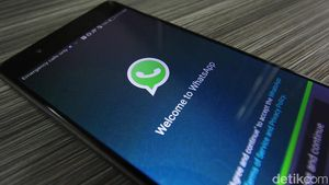 WhatsApp Diblokir China