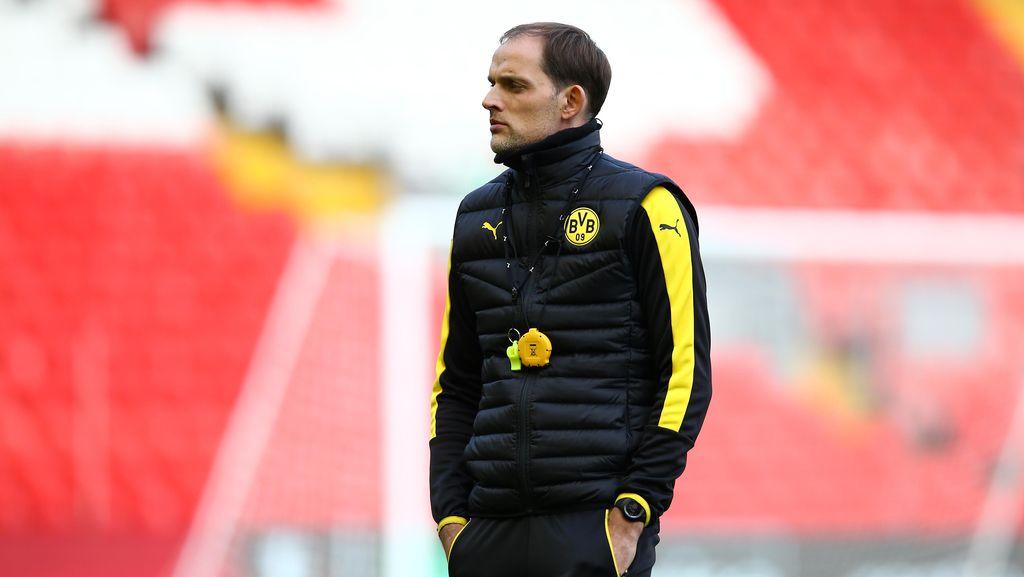 Dortmund: Madrid Sempat Mengincar Tuchel