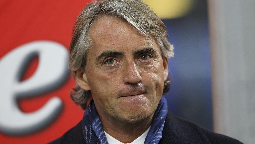 Gagal di Periode Keduanya Latih Inter, Mancini: Itu Pengalaman Positif