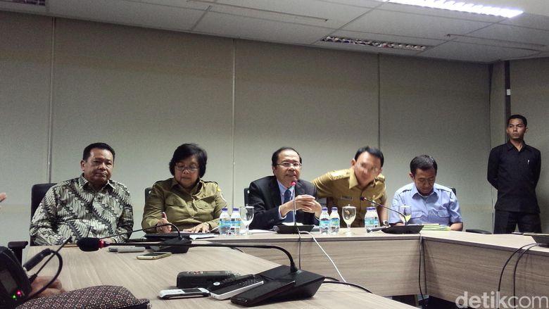 Menteri LHK: Amdal Pulau-pulau Reklamasi Belum Cukup