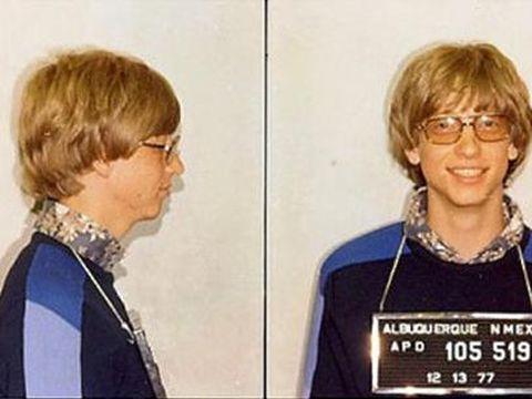 Bill Gates semasa mudanya.
