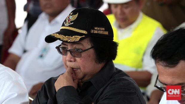 Menteri LHK Siti Nurbaya sempat menerbitkan surat agar PT MHP menghormati hak warga lokal Cawang Gumilir