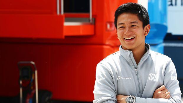 Rio Haryanto pernah bekerja sama dengan CEO Formula E ketika masih berkiprah di GP2.
