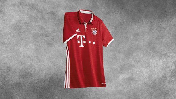 Jersey Baru Bayern Munich