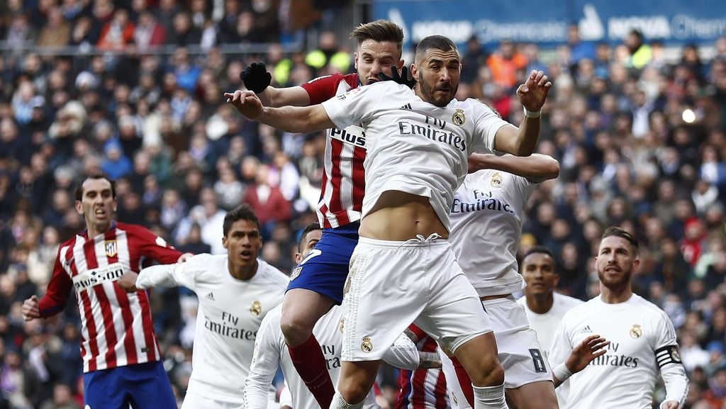 Banding Ditolak, Madrid dan Atletico Dilarang Membeli Pemain Hingga Januari 2018