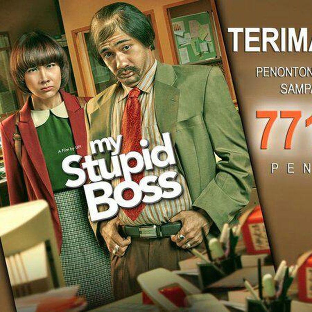 Dibalik Film My Stupid Boss Tersimpan Pesan Bijak Didalamnya