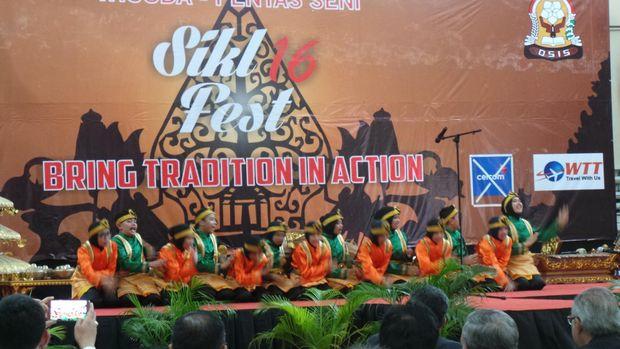 Foto: Suasana di SIKL (Erwin Dariyanto/detikcom)