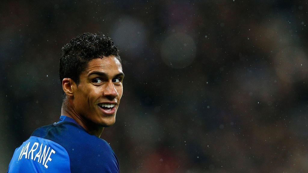 Kecewanya Varane Tak Bisa Tampil di Piala Eropa
