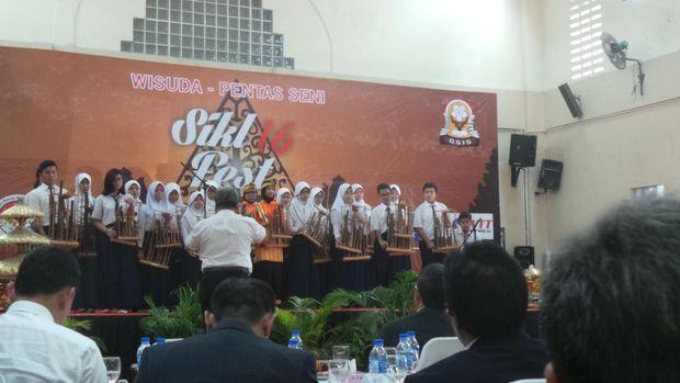 Foto: Suasasan di SIKL (Erwin Dariyanto/detikcom)