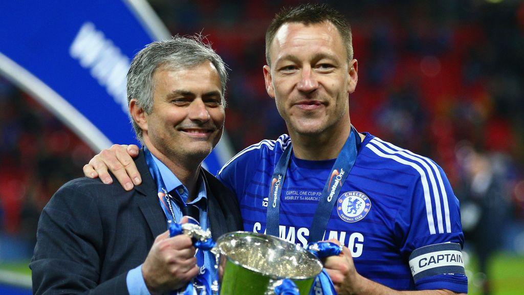 Mourinho: Chelsea Tak Akan Bisa Menghapus Saya dari Sejarah Mereka