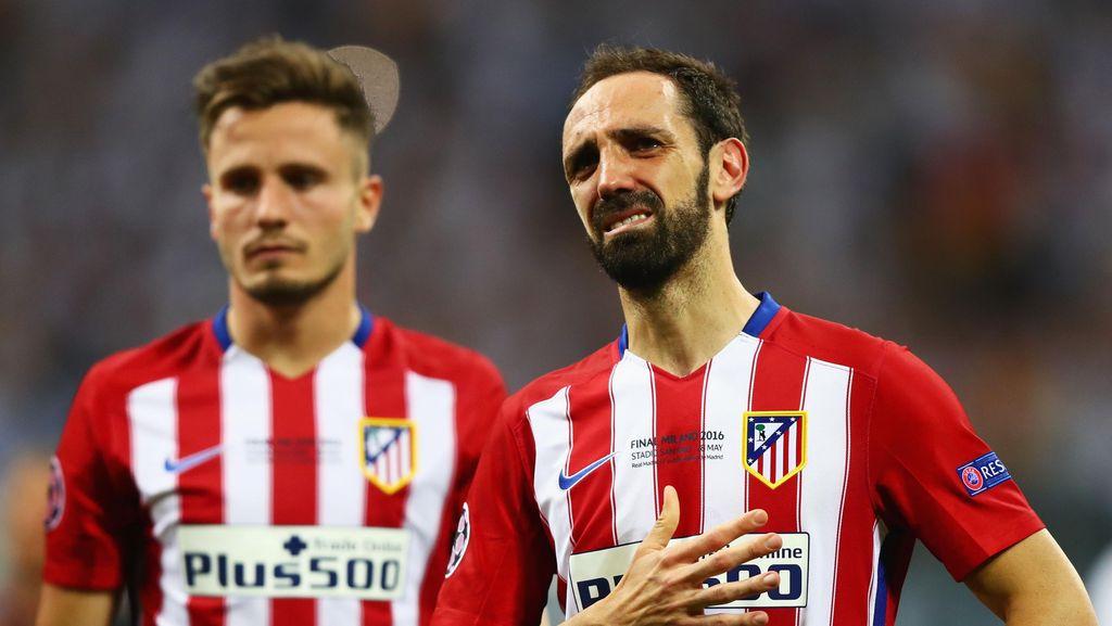 Buntut Gagal Penalti, Juanfran Tulis Surat Terbuka untuk Fans