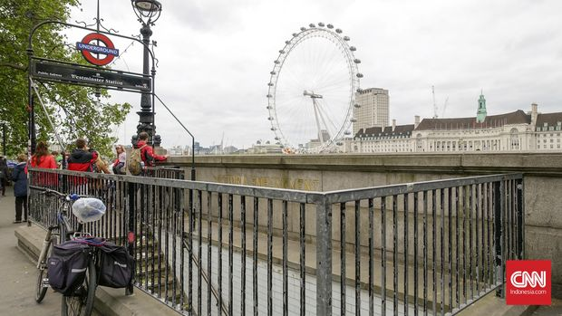 Momen-momen Dramatis Serangan London