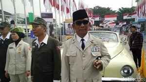 Cerita Yudha yang Berpenampilan Bak Sukarno di Acara Hari Lahir Pancasila