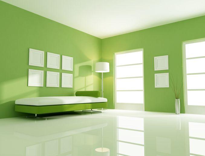 Tak Harus Putih 6 Warna Ini Juga Buat Ruangan Tampak