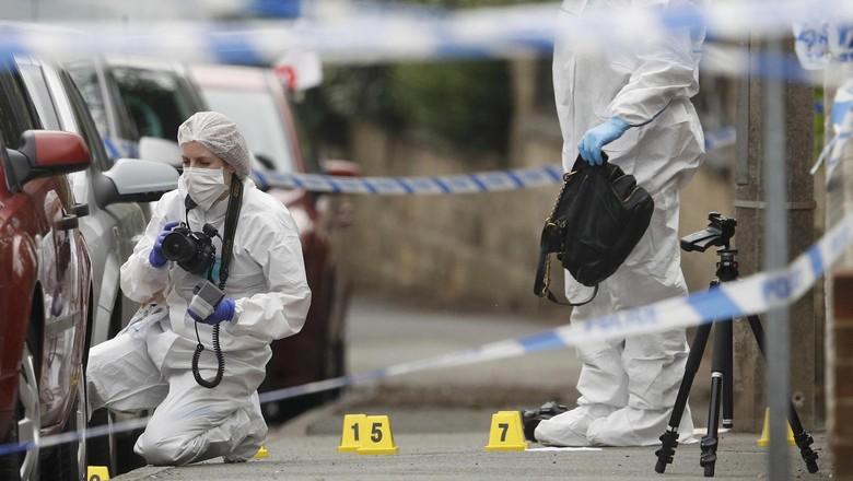 Anggota Parlemen Inggris Dibunuh, Pelaku Teriak Utamakan Inggris