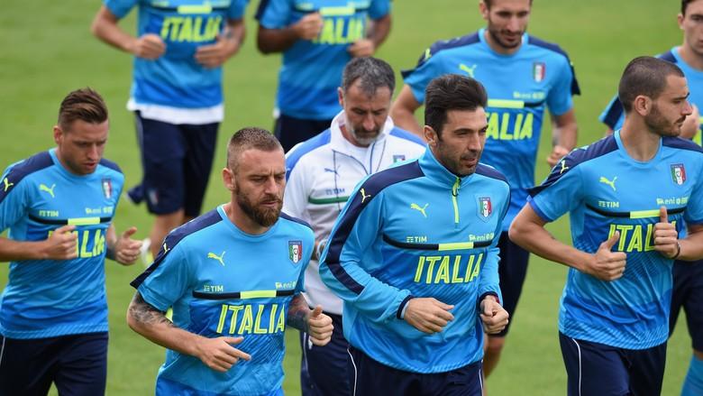 """""""Bandar Bola - Upaya Italia Akan Atasi Laga Keduanya"""""""