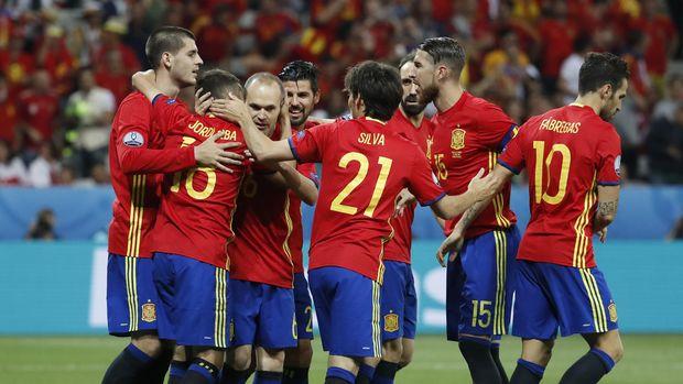 Cara Bermain Spanyol Yang Bisa Menguntungkan Italia