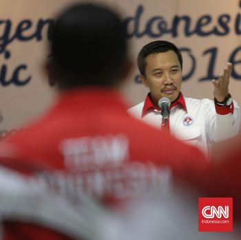 Menpora Berharap Milla Bawa Indonesia Kejutkan Asia